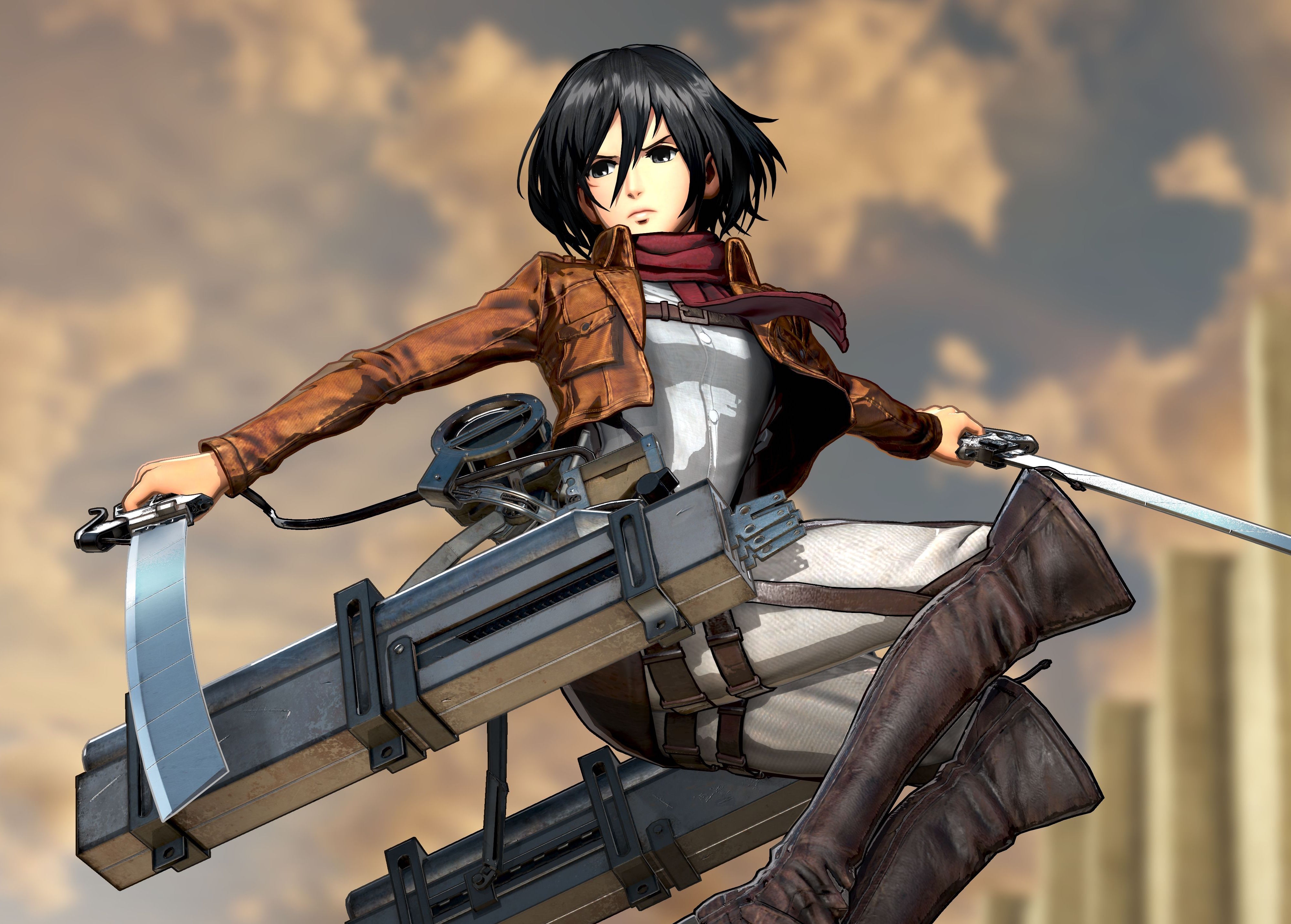 Attack on Titan 2 Game Hits Consoles and PC in March 2018