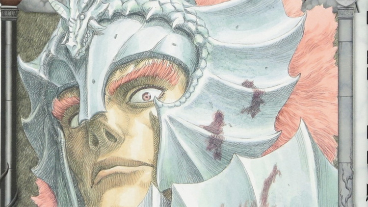 Berserk: The Flame Dragon Knight Novel Gets English Release