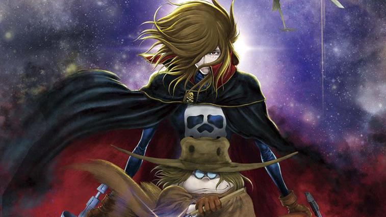 Manga Review – Captain Harlock: Dimensional Voyage