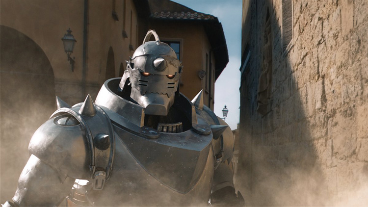 English-Subtitled Live-Action Fullmetal Alchemist Trailer Released