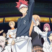 Food Wars!: Shokugeki no Soma Season 3 Reportedly Listed for 24 Episodes
