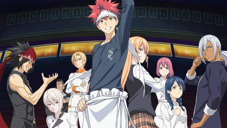 Food Wars! season 3 will reportedly have 24 episodes