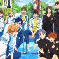 Free! Anime Movie Teases 'Next Stage'