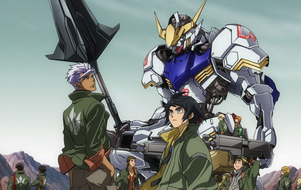 Special Gundam Guests to Attend Anime NYC