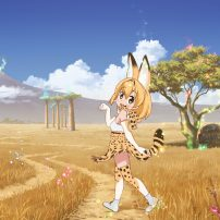 Kemono Friends' engaging narrative excedes its production values