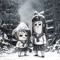 Pop Team Epic's Anime Absurdity Heads to Adult Swim