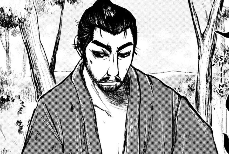 Masakazu Suzuki's Rogue Samurai Manga Risks Life and Limb for Cash