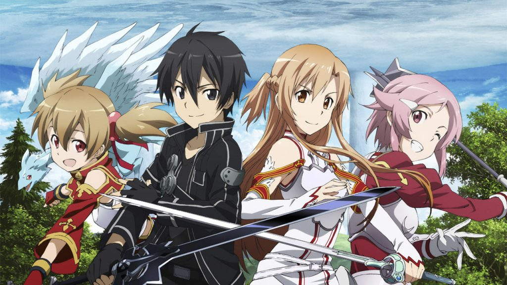 Live-Action Sword Art Online Series Lines Up Showrunners