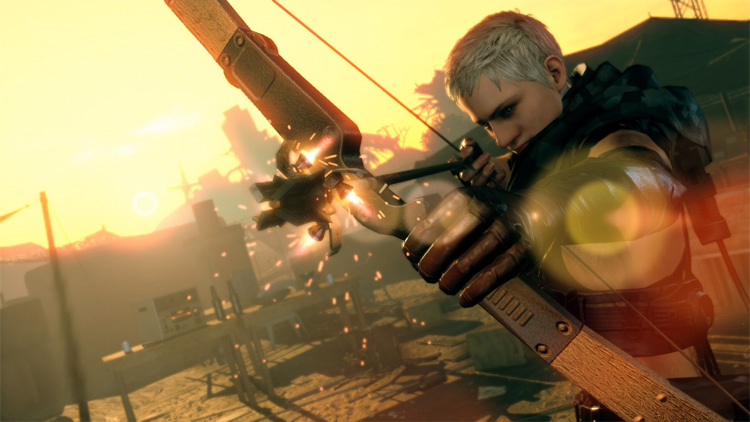 Metal Gear Survive Release Slated for February 2018