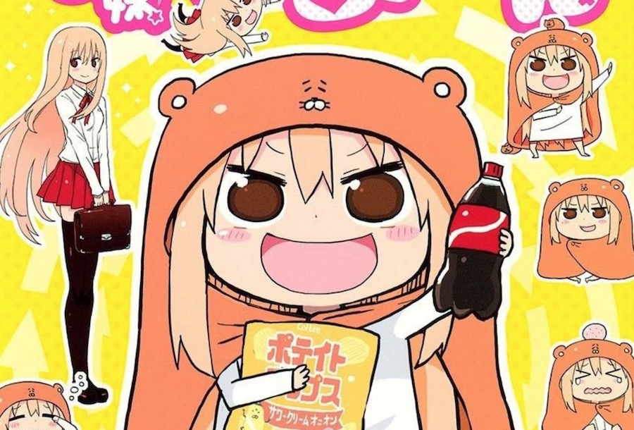 Himouto! Umaru-chan Manga Ending Soon