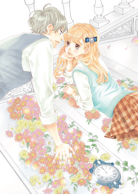 [ MANGA ] Kiss me at Midnight Vrgb-kiss-me2