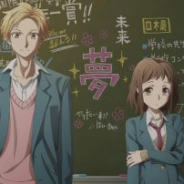 HoneyWorks' Our love has always been 10 centimeters apart Trailer Released