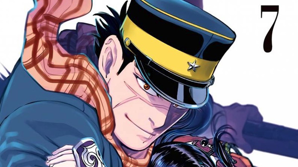 Golden Kamuy TV Anime Shares Second Key Visual