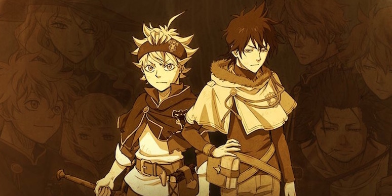 Black Clover Anime Joins Toonami Block on December 2
