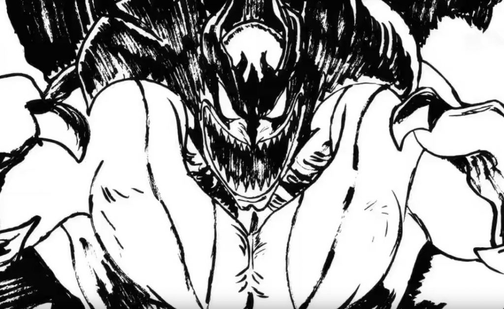 Awesome New Devilman crybaby Anime Promo Debuts