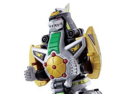 Power Rangers Mini-Pla Kits Unleash Megazord and Dragonzord
