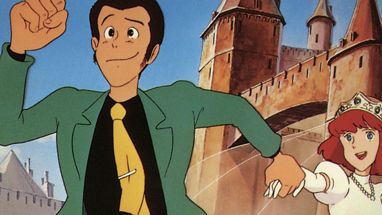 Not exactly a crime worthy of Lupin...