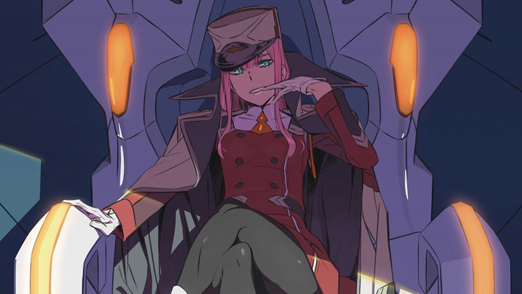 Full-Length DARLING in the FRANXX Trailer Unveiled