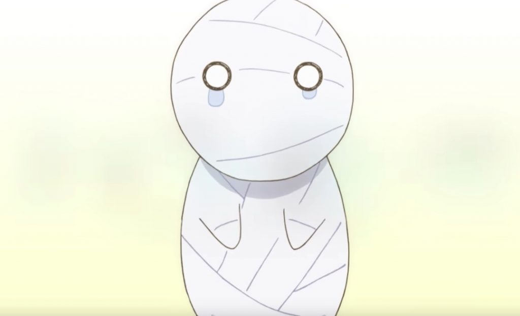How to keep a mummy Anime Wraps Up First Promo