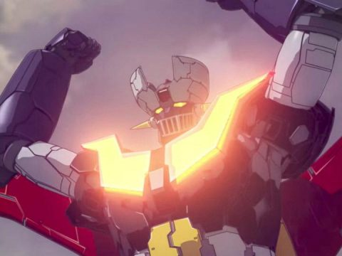 Viz Licenses Mazinger Z: Infinity Anime Film