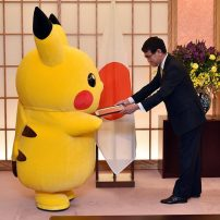 Pikachu and Hello Kitty Appointed as Osaka Expo 2025 Ambassadors