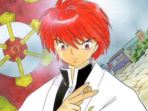 Rumiko Takahashi's Rin-ne Manga to End in Three Chapters