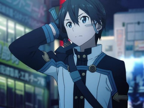 Sword Art Online Movie's Home Video Release Previewed