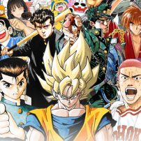 Shonen Jump Reveals Poster for '90s Retrospective Exhibition