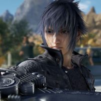 Final Fantasy XV's Noctis Throws Down in Tekken 7