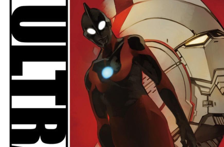 Ultraman Manga to Make the Heroic Leap to Anime