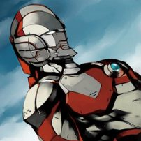 What is the Ultraman Manga Site Counting Down To?