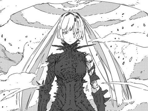 Tsutomu Nihei's APOSIMZ Manga Heads to Print in U.S.