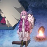 Yurucamp Anime Set for January Premiere