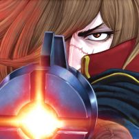 [Review] Captain Harlock Space Pirate: Dimensional Voyage