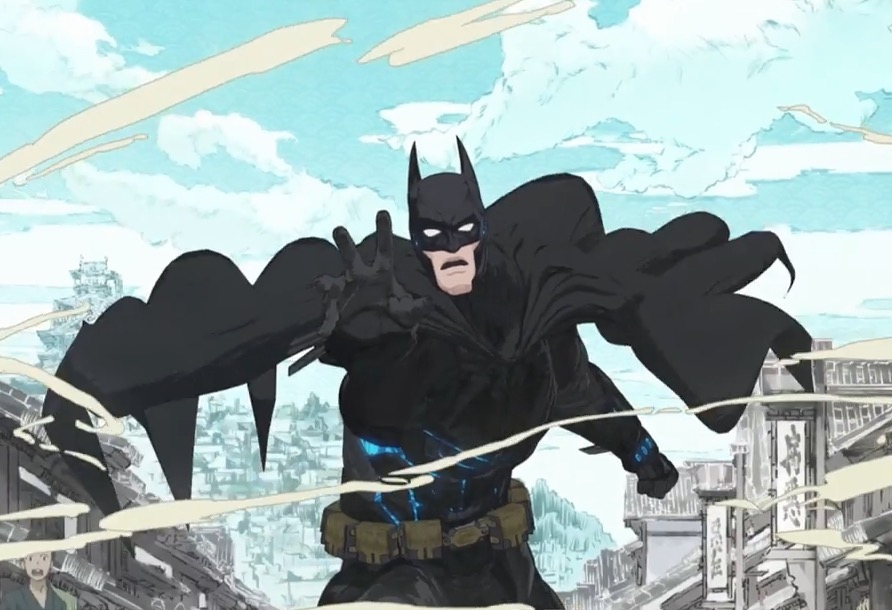 Batman Ninja Anime Film Takes the Dark Knight to Feudal Japan