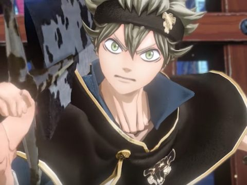 Black Clover: Quartet Knights Game Shares First Footage