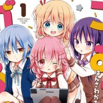 """Comic Girls"" Anime Gets to Work in Spring 2018"