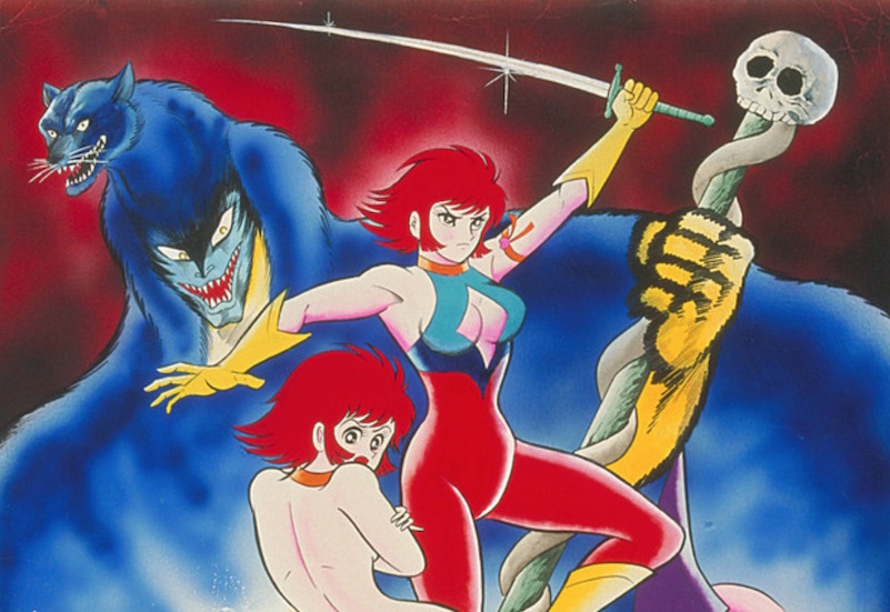 Cutie Honey Universe Anime Revealed
