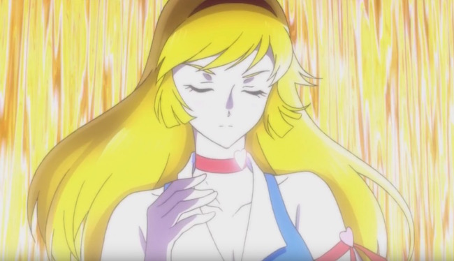 Cutie Honey Universe Anime Gets Its First Teaser