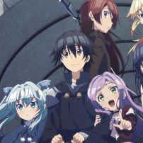 Promo Preps Us for Death March to the Parallel World Rhapsody Anime