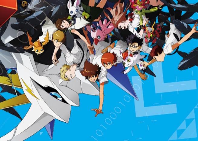 Last Three Digimon Adventure tri. Films Scheduled for U.S. Theaters
