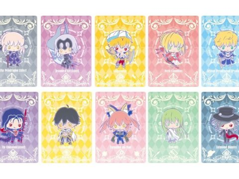 Hello Kitty Brand Sanrio Reveals Adorable Fate/Grand Order Merchandise