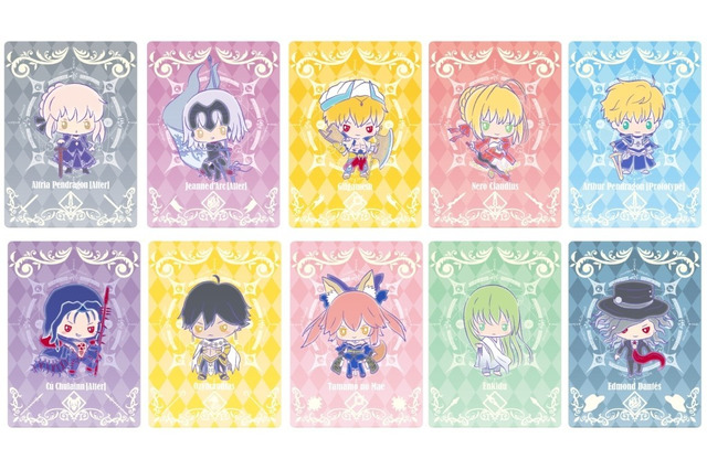 Sanrio Fate/Grand Order Merchandise