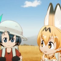 Kemono Friends Wishes Fans a Merry Christmas With Music Video