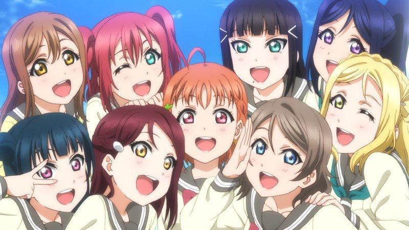 Love Live! Sunshine!! Anime Film Project Announced