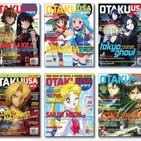 Celebrate! Subscribe to Otaku USA for 14 Bucks!