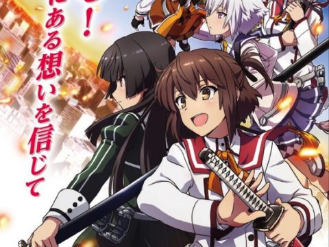 Toji no Miko Promo Teases Its Anime Sword Girls