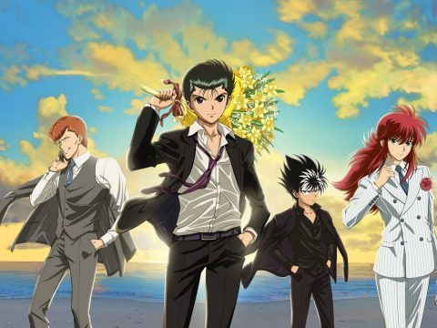 Yu Yu Hakusho Anime Celebrates 25 Years With Original Animation