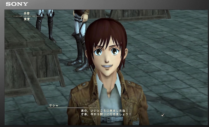 Attack on Titan 2 Game Goes Portable in Latest Promos