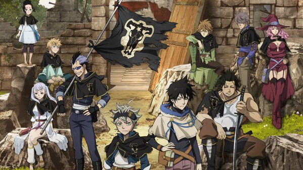 Black Clover Gets New Opening and Ending Theme Songs